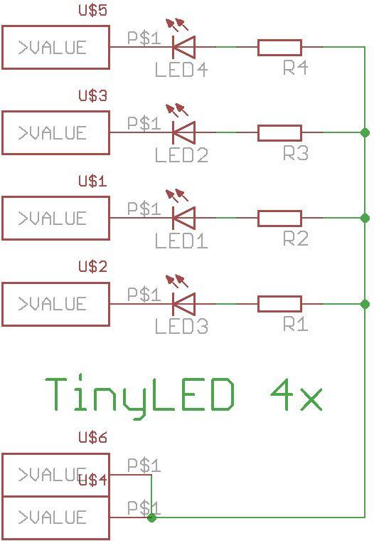 tinyled4x